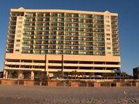 MYRTLE BEACH 3Bd/2Bth Ocean Front Condo (Oct 6-16)