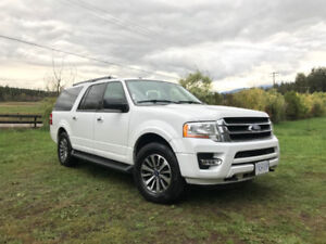 2015 Ford Expedition EL (Max), 118,000 km, 8 Seats, Winter Tires
