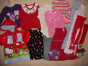 Group of Girls clothes for $10 (2-I)