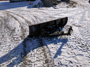 6 1/2 foot plow blade for sale