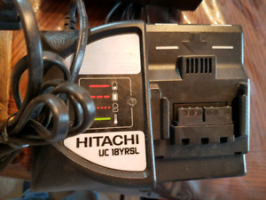 Just Like New Hitachi 18V Lithium Charger
