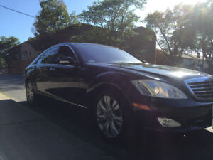 2010 Mercedes-S-Class Disigno Special AWD low mileage