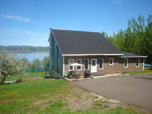 WATER FRONT HOME FOR SALE