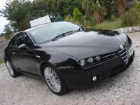 2007 56 PLATE Alfa Romeo Brera 2.2JTS SV Coupe in Black