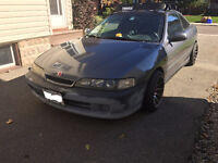 Selling Complete Integra JDM Front End