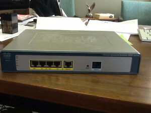 Cisco 500 Series Secure Router
