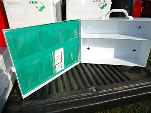 First Aid Kits Large Medium and Small metal cabinets Peterborough Peterborough Area image 7