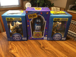 M&M Millenial 2000 Collectible Candy Dispensers
