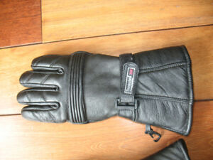 Gaunlet Gloves, Rain Boot Covers and Crampbuster!