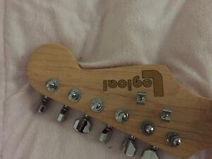 Logical Electric Guitar