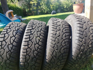 Pneu hiver general altimax arctic 195/65r15