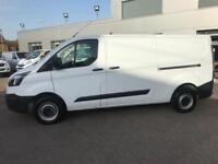 2016 Ford Transit Custom 2.0 TDCi 290 L2H1 Panel Van 5dr (EU6) Diesel white Manu