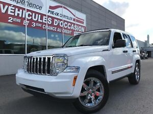 Jeep Liberty 4X4+NAV Limited Edition+CUIR+A/C+TOIT OUVRANT+WOW!