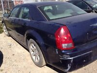 2006 CHRYSLER 300 FOR PARTS ONLY!!
