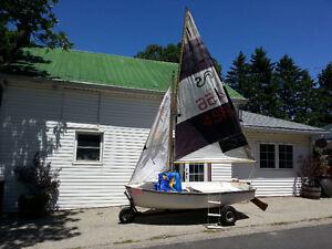 Skunk Sailboat $800 or best offer