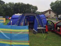 Ten man Kalahari tent with all you need
