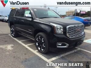 2019 GMC Yukon Denali  - Sunroof - Assist Steps