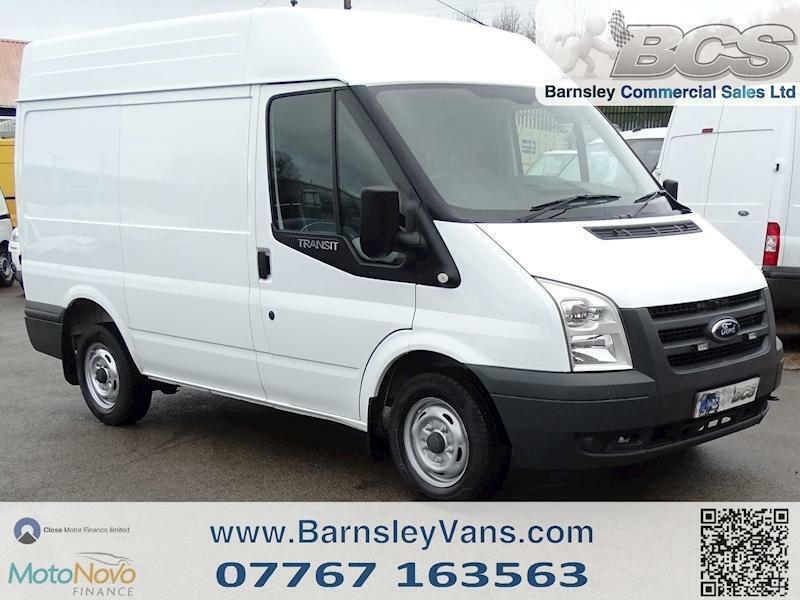 fca835fc1c 2011 61 ford transit swb t260 semi high roof fwd one owner