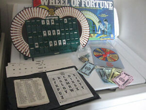 Wheel of Fortune game 100% complete. Excellent condition. Cornwall Ontario image 1