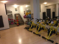 I am looking for trainers w/clients to rent PT studio d-town.