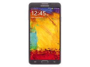 Galaxy Note 3 32GB factory unlocked works perfectly in excell