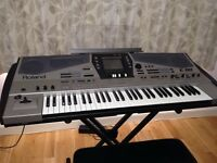 Roland E-80 Workstation