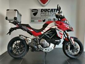 2018 Ducati Multistrada 1260 S Red 3,632 Miles | £223 Dep & £223 pcm