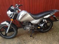 Zontes monster 125cc
