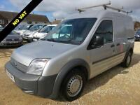 2008 58 FORD TRANSIT CONNECT 1.8 TDCI T230 LX LWB 110 BHP 55561 MILES ONLY NO VA