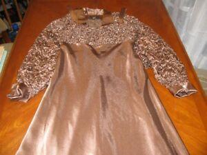 OBLIQUE  DRESS  WITH  JACKET