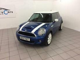 Mini Mini 1.6 ( 175bhp ) ( Chili ) Cooper S White Alloys Blue Metallic