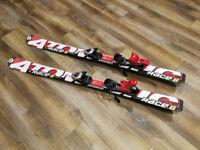 Atomic Race 8 Junior Racing Skis - Multi-event - 120cm