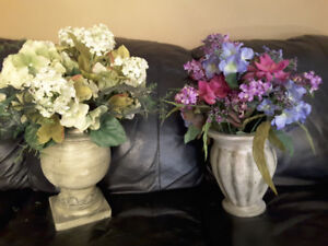 Silk flower kijiji in calgary buy sell save with canadas 1 artificial silk flowers with vase h mightylinksfo