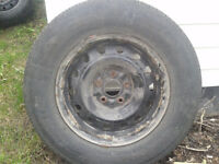 tires on toyota rims