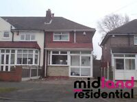 TWO BEDROOM FURNISHED HOUSE IN THE EVER POPULAR GREAT BARR AREA PRICED AT £575PCM
