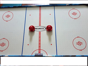 Table de air hockey Halex