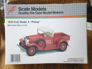 MODEL A FORD PICKUP