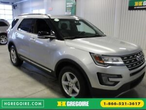 2017 Ford Explorer XLT AWD Cuir-Toit pano-Mag-Camera