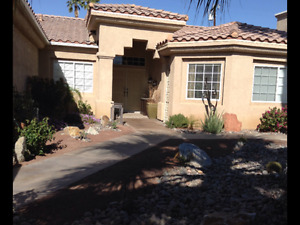 Palm Desert executive 3 bedroom pool and spa 2700 sq foot home n