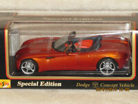 Collector Toy Car - Dodge Concept Vehicle