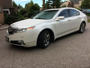 2009 Acura TL SH AWD Sedan