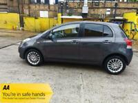 2009 Toyota Yaris 1.33 VVT-i SR 5dr +Cheap Insurance +Ulez +Aux +Petrol