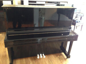 Beat any price for Yamaha U1, U3 & UX piano in Alberta