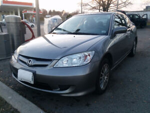 2005 Honda Civic Si-G Coupe Special Edition (2 door)