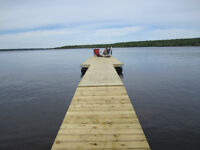 New Brunswick Cottage Rental on Lake