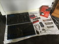 Snap on and blue point tools