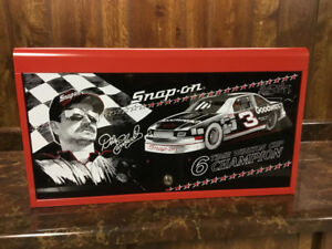 SNAP ON DALE EARNHART SR LIMITED EDITION TOOL BOX