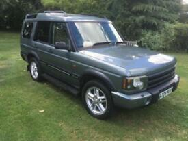 Land Rover Discovery 2.5Td5 ( 7st ) auto 2004MY Landmark