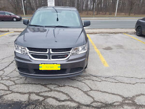 2016 Dodge Journey Canada with Extended Warranty