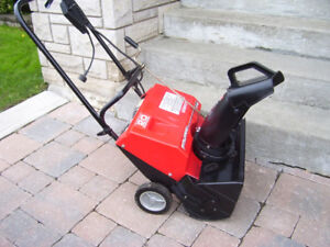 Murray 20 Inch Electric Snowblower